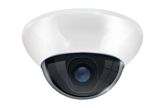 ドーム型カメラ