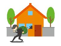 侵入しやすい家は下見でわかる、空き巣が好む時間帯・曜日はあるのか