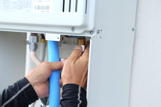 給湯器の修理