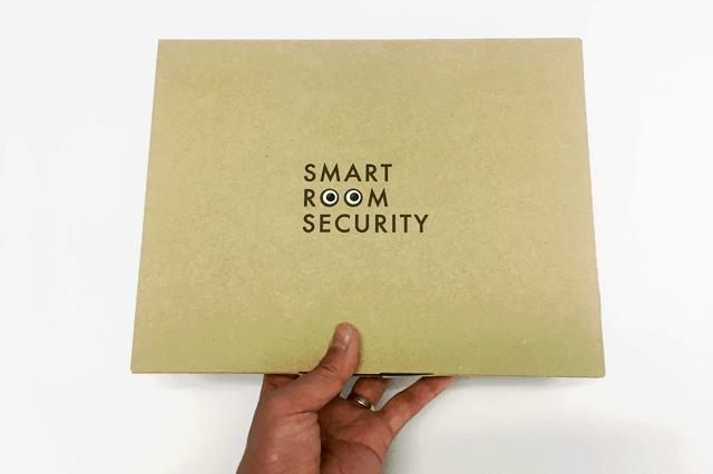 スマートルームセキュリティの箱